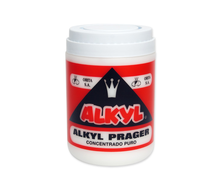 Alkyl Prager, bote mediano 500 g