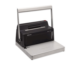 Encuadernadora Fellowes Metal 100R
