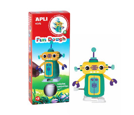 Fun Dough: Robot Ondas