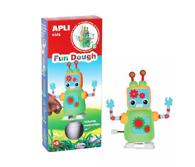 Fun Dough: Robot Tuercas