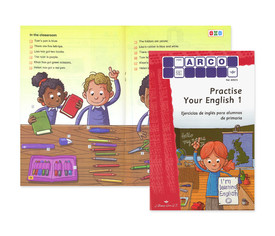 Mini ARCO: Practise your english 1