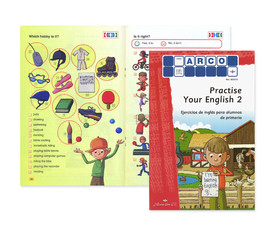 Mini ARCO: Practise your english 2