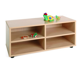 Mueble superbajo: 4 casillas