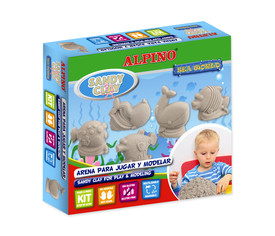 Arena Alpino Sandy Clay, caja Sea World 2