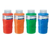 Pintura de dedos Giotto, botella 750 ml