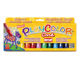 PlayColor 10 g - Estuche 12 u. col. surt.