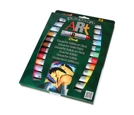 PlayColor Art - Estuche 24 u. col. surt.