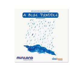 Ratitos de magia: A blue puddle