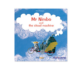 Ratitos de magia: Mr Nimbo and the cloud machine