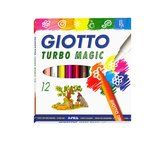 Rot. Giotto Turbo Magic, caja 12 u.