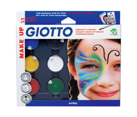 Sombras de ojos Giotto Make Up