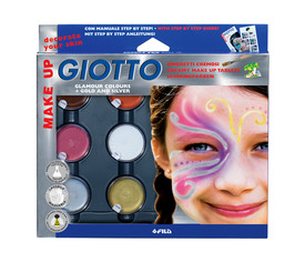 Sombras de ojos Giotto Make Up Glamour